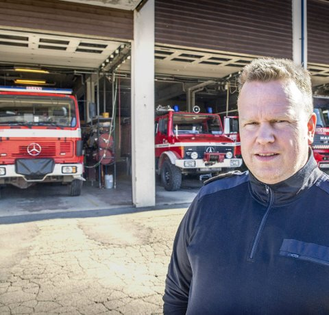 FARLIG: – Det kan virke som om lekkasjen fra kanna har skjedd gjennom pumpa, sier brannsjef Bjørn Stolt. (ARKIVFOTO)