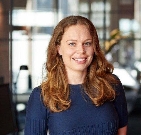 SUKSESS: Ragnhild Steigberg er opprinnelig fra Svolvær, men er nå etablert som forretningsadvokat i Oslo.