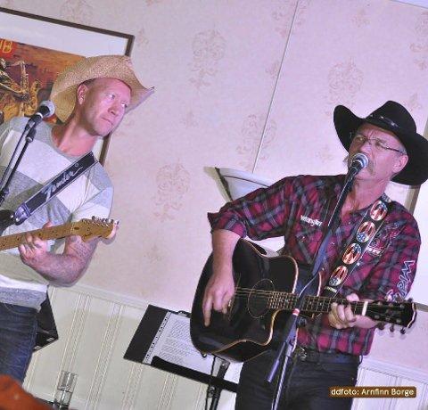 COUNTRY PÅ KROA: «The Dixie Rednecks» inntar Bye Kroa til lørdag.