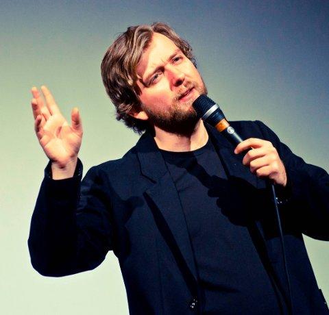 Nytt prisdryss: Martin Beyer-Olsen har tidligere blitt kåret til Norges morsomste mann. Før helgen kunne han ta i mot prisen for «Årets live» sammen med Lars Berrum for humorshowet «Kultureliten».Arkivfoto