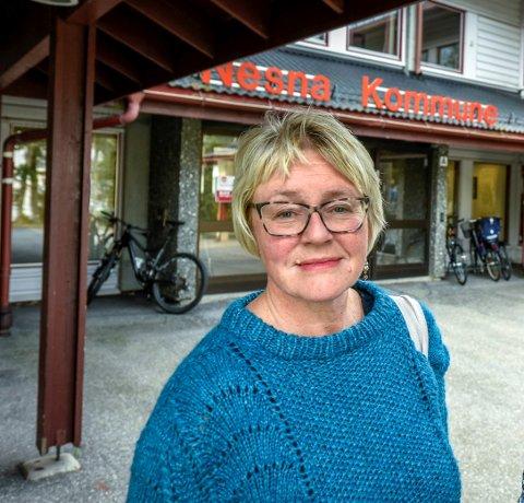 Ellen Mogård Larsen fra Nesna maleklubb fant navnet ANUKOK i et dikt av Hans Børli. - Vi lot være å oversette navnet, for det gjør folk nysgjerrige.