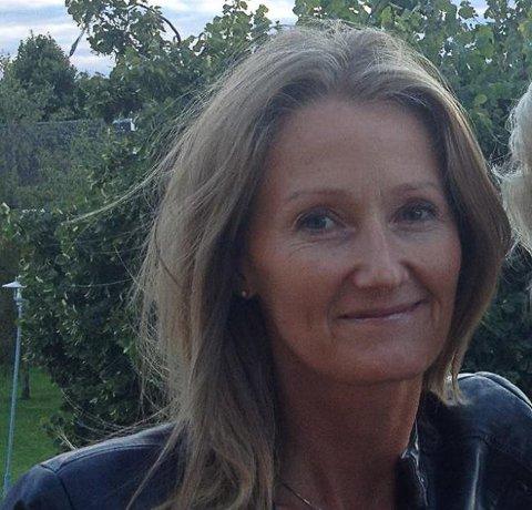 GLEDER SEG: – Gjenbrukstrenden her i byen er veldig sterk og da er det ekstra gøy å arrangere marked, sier markedskoordinator i Tønsberg Sentrum, Ann-Christin Schei.
