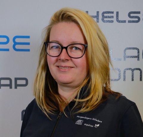 BLIR SATSET PÅ: Connie Hagen er med i nytt mentorprogram. FOTO: NTB,
