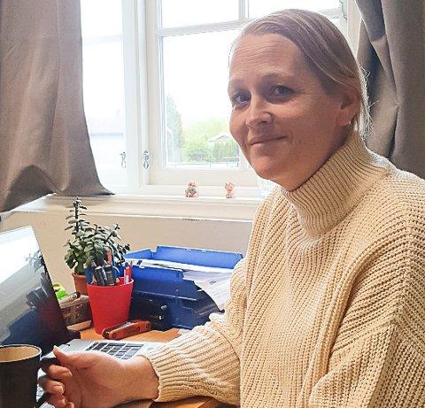 AVDELINGSLEDER: Når skolen starter opp igjen etter sommerferien er Hanne Marie Green Eidal på plass som avdelingsleder ved Vikersund skole.