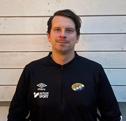 NY JOBB: Kenneth Myhrvold blir trener for Solbergs damelag.
