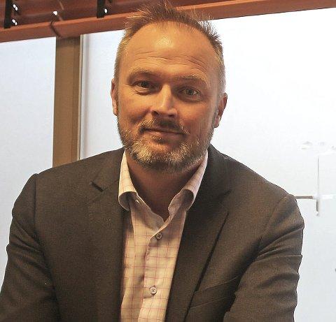 ADVOKAT: Jon Arne Østvik hos Eurojuris i Narvik.