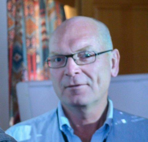 BLIR PENSJONIST: Konservator Frode Sæland slutter på Norsk Bergverksmuseum. Stillingen hans er nå ledig.