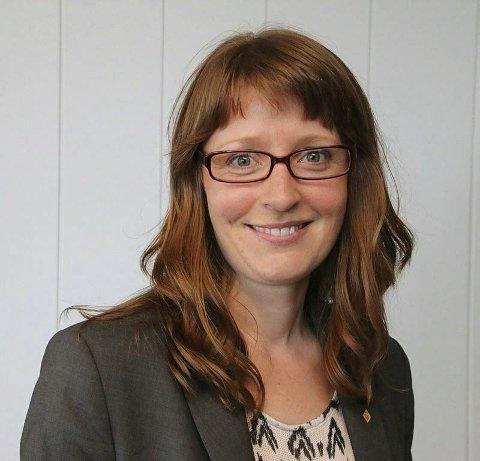 REKRUTTERING: Fylkesråd for næring, Ingelin Noresjø (KrF), mener traineeordningen er viktig for å rekruttere unge til jobber i Lofoten og Vesterålen.