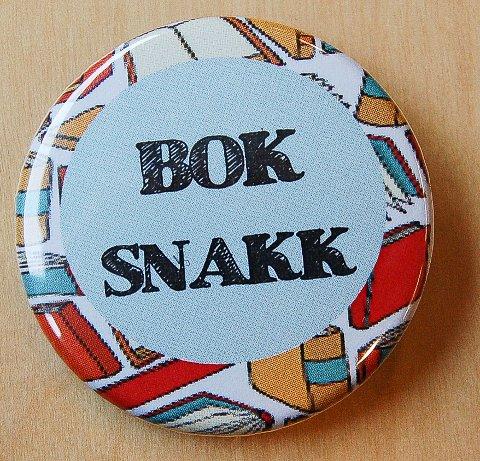 """FOT UNGE: """"Boksnakk""""-prosjektet i Ski har fått eget button."""