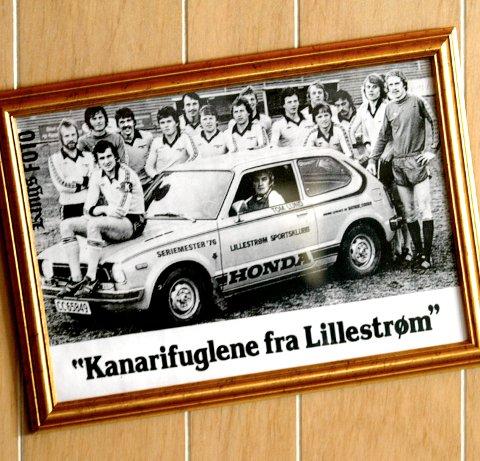 Coveret på LSK-kassetten som kom i 1977.