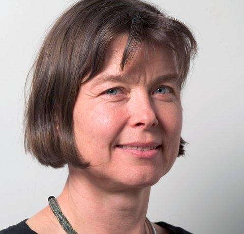 – Hvis du ikke tar vaksinen, får du covid før eller siden, det er ganske sikkert, sier Anne Spurkland, som opprinnelig er fra Kristiansund.