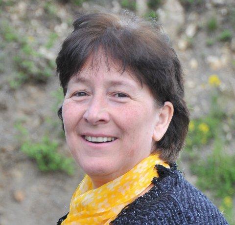 Solveig Langrud Sletten er tredjekanditat på Nittedal KrFs valgliste.