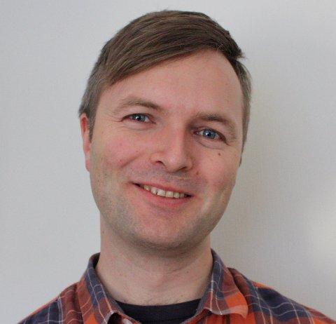 Mads Hatlevik slutter i jobben som daglig leder for Bergen Jazzforum.