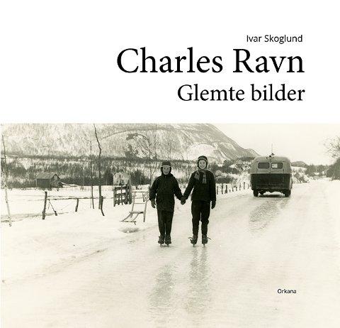 BOK: Slik ser boken om Charles Ravn som Ivar Skoglund har skrevet ut.