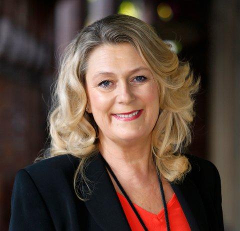 Gina Lund er direktør for Kompetanse Norge, som har laget statsborgerprøven.