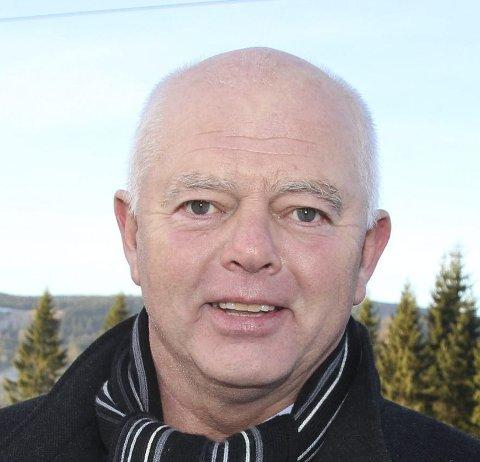 INNE IGJEN: Knut Magnar Lehre.