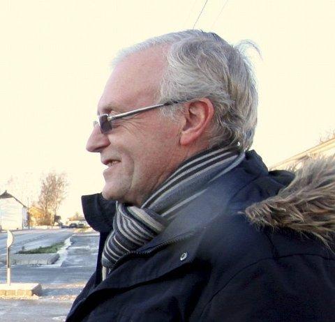 Ekstra ydmyk: Per Harald Svendsen (Sp).