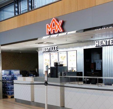 Restauranten Max på Værnes har holdt stengt i snart et halvt år.