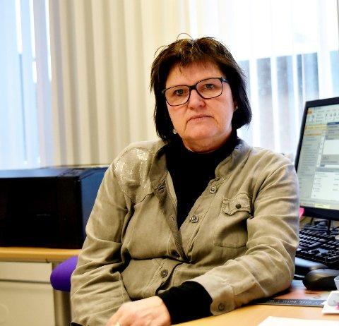Vaksinekoordinator i Sel og avdelingsleder ved Otta helsestasjon,  Anne Enkerud Lien.