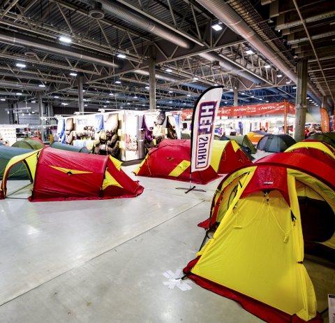 Villmark: Camp villmark venter storinnrykk av friluftsinteresserte i løpet av helga.