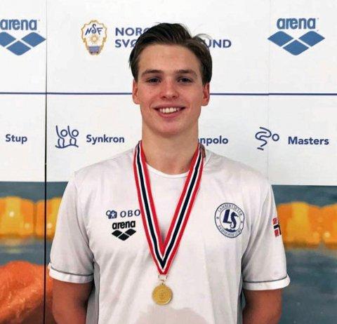 TID TIL ANNET: Etter å ha viet mye av livet til svømming, skal Mats Andersen nå bruke tiden på andre ting.