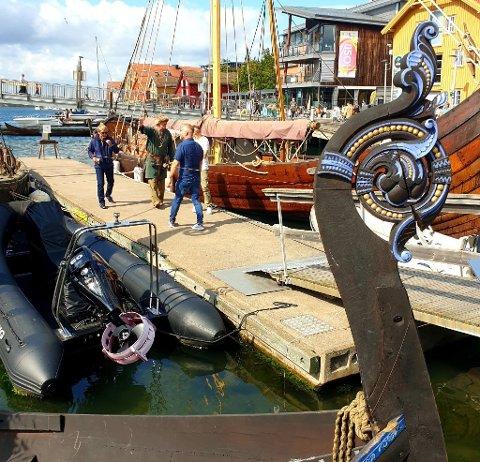VIKINGFEST: Årets vikingfestival i Tønsberg ble akkurat den folkefesten man hadde sett for seg.