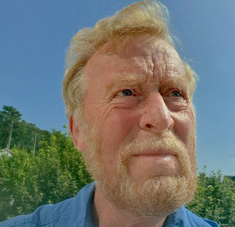 Til høsten kommer boka hans ut. Da har Asbjørn Halvorsen brukt mer enn 12 år på å samle informasjon om båtbyggerne i Risør-området.