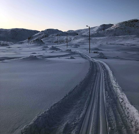 Lysløypa i Skipsfjorden