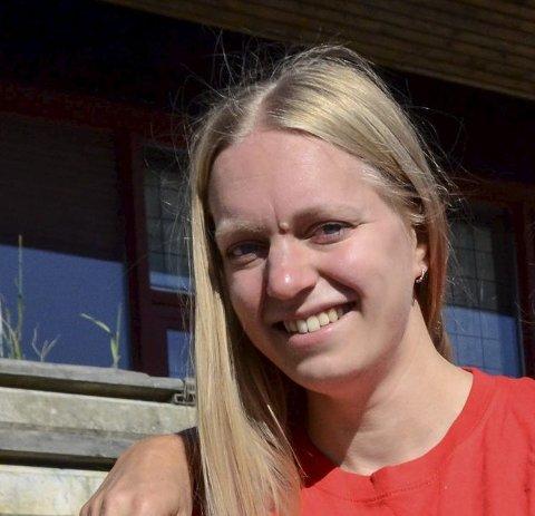 En av få: Ronja Andresen blir en av få kvinner i 20-årene i kommunestyret i Ski.