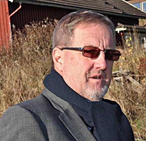 Kunne vært verre: Ordfører Svein Olav Agnalt er skuffet over Arbeiderpartiets dårlige valgresultat. – Selv om vi gikk tilbake 5,4 prosentpoeng, var det kommuner andre steder i landet som kom langt dårligere ut, sier han. Arkivfoto