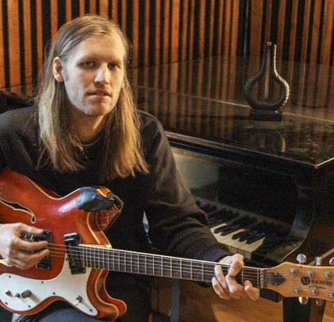 Etter: Pål Bredrup skulle spille inn oppfølgeren av Spelemannprisvinneren «Raspberry Dawn». Nå må han starte på nytt.
