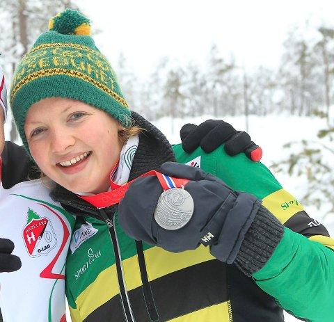 MARTA ULVENSØEN, SKIORIENTERING: VM-bronse i stafett.