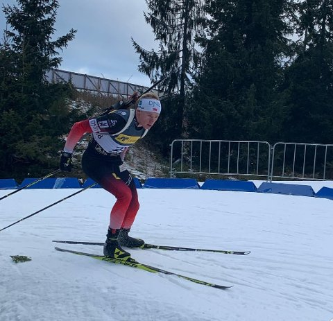 NY ÆRA: Sindre Pettersen kom hjem fra junior-VM for snart to år siden med en gull og to sølv, men starter nå med blanke ark. – Ingen husker hvem som tok juniormedaljer, sier han.