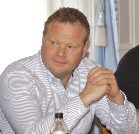 LOVER: Stian Lund (V) sier han skal gjøre alt han kan for å ikke skuffe velgerne.Foto: arkiv