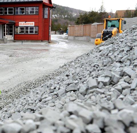 Glasopor AS har behov for å effektivisere drifta i Skjåk.