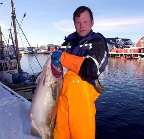 Ny båt: Kjell Hugo Nilsen har kjøpt sin fiskebåt nummer tre.Arkivfoto