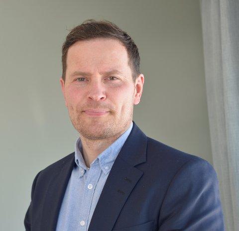 Kjartan Ridderseth blir ny administrerende direktør i LIAS.