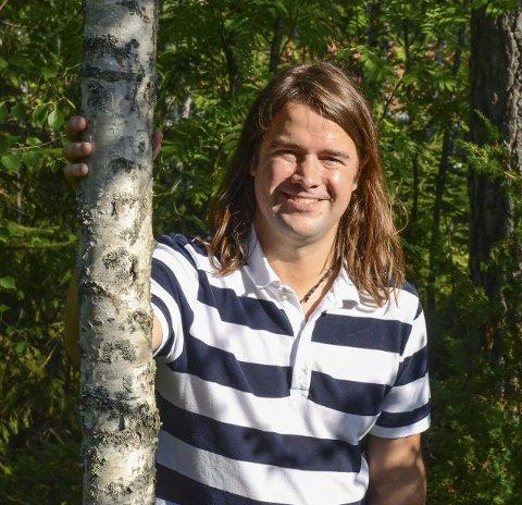 Inne: Anders E. Graven fra Senterpartiet er inne i kommunetyret. Hvem som blir den andre fra partiet er ennå ikke sikkert. Foto: Kari Kløvstad