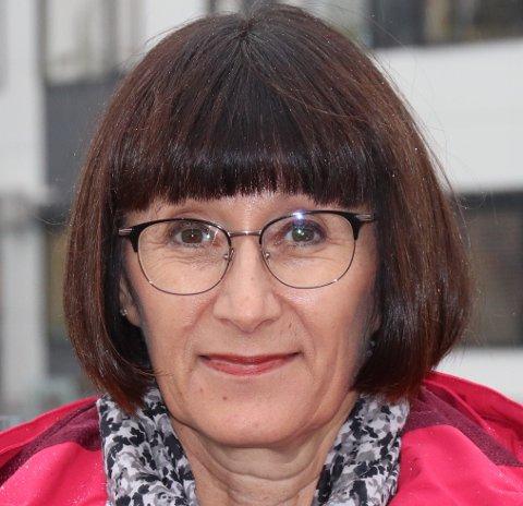 KONSEKVENT: – Ap har heila tida stemt imot friskular i Strand, fordi me vil verna om den offentlege skulen, peika Torhild Pedersen på i formannskapet torsdag kveld.