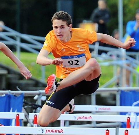 Ingen andre 15-åringer i Norge har løpt fortere enn Petter Davidsen fra Malm på 60-meter i år.