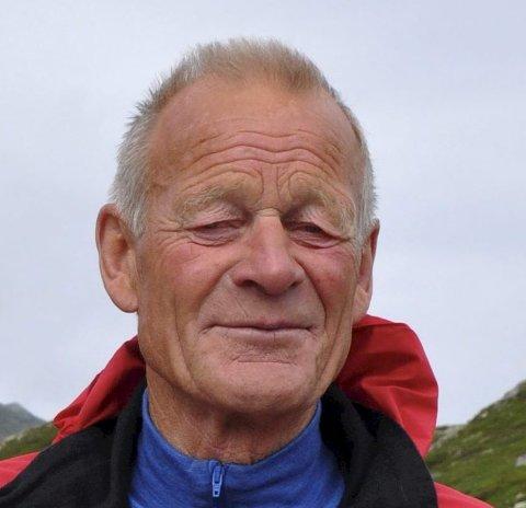 Bli med til topps: Jon Ingebretsen inviteter igjen til Gaustadagen, og håper mange, både barn og voksne, tar turen til topps 23. juni.
