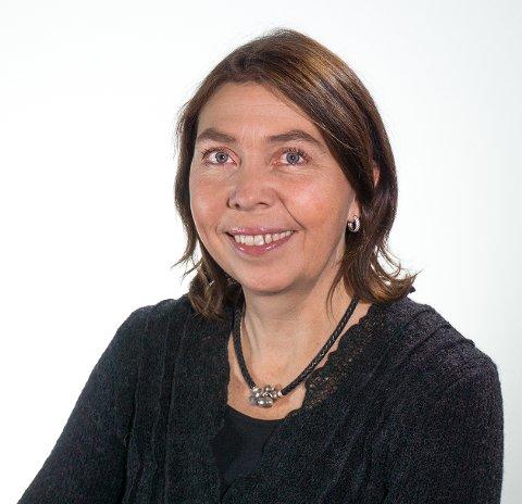 SØKER: Margrethe Solli (56) fra Levanger, som i dag fungerer som assisterende studiedirektør for Jan-Atle Toska, har nå søkt på direktørjobben.