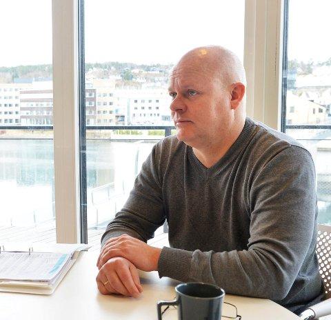HOLDER IKKE: Ivar Sætre i Fellesforbundet mener at det ikke er et godt nok argument for bedriftseiere å vise til at det er krevende å ha lærlinger på arbeidsplassen.