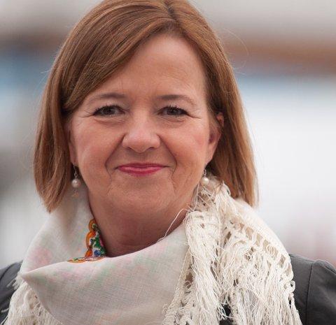 Rektor: Tone Winje fra Blylaget er ansatt som ny rektor ved kulturskolen på Nesodden. Hun kommer fra samme jobb i Moss.  Foto:Theodor Karlsen