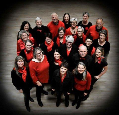 KOR: Frisk Bris, «koret fra havgapet», inviterer igjen til sangkveld på Hidra.