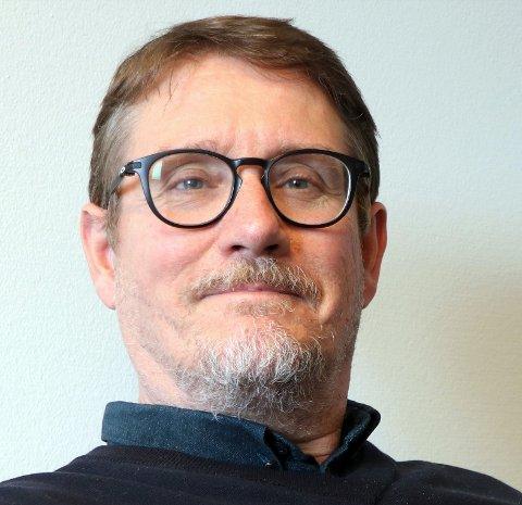 Kronikkforfatter Morten Christiansen.