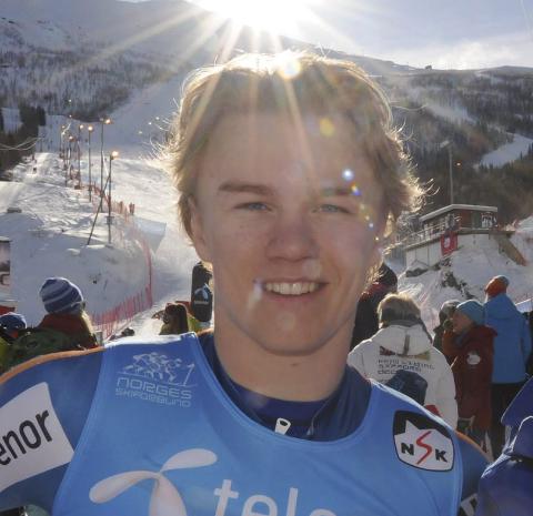 Høster skryt: Oliver Stokkedal er en av flere unge alpinister som høster skryt. Arkivfoto