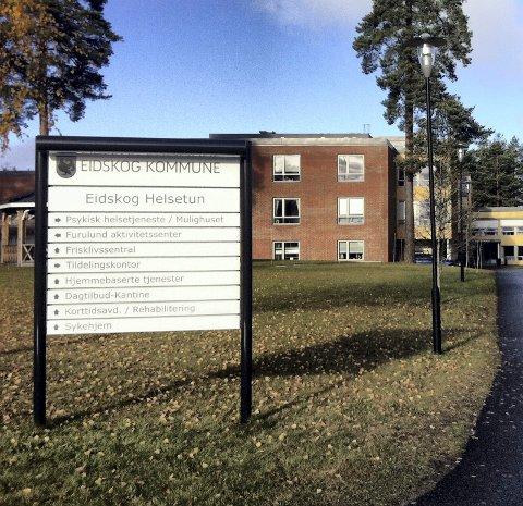 RAPPORT: Fylkesmannen påpeker flere forhold som bør utbedres ved Eidskog helsetun, men konkluderer med at kommunen ikke har brutt helseloven.