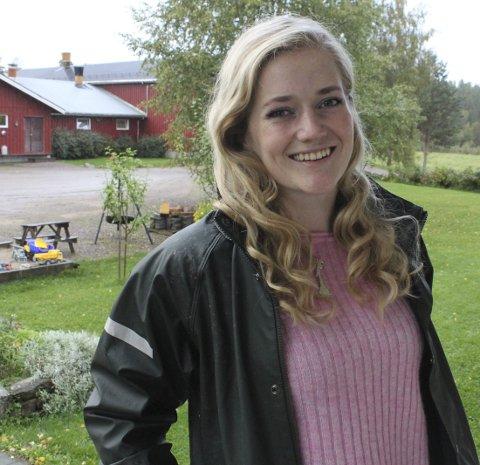 KONFLIKTDRIVENDE: Emilie Enger Mehl kritiserer media for å menneskliggjøre ulven som ble skutt i Sør-Odal tirsdag. – Å ta livet av dyrer helt vanlig, og dette bidrar til å øke konflikten, sier stortingsrepresentanten fra Åsnes.