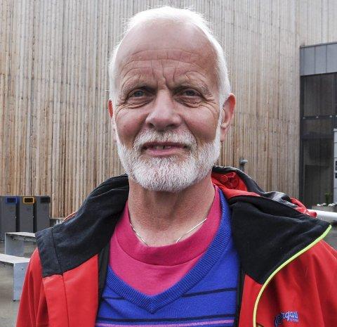 Støtte: Iver Olerud arrangerer konsert i kultursalen torsdag.